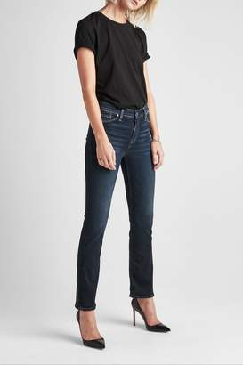 Hudson Jeans Nico Dark-Wash Cigarette