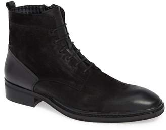 Karl Lagerfeld Paris Lace-Up Boot