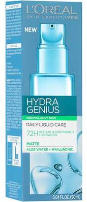L'Oreal Paris Hydra Genius Water Gel Cream Oily Skin