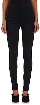J Brand Women's Nastasha Sky High Skinny Jeans