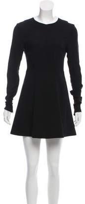 Acne Studios Atlas Long Sleeve Dress