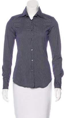 Mauro Grifoni Striped Button-Up Top