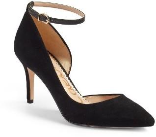 Women's Sam Edelman Tia Ankle Strap Pump $119.95 thestylecure.com