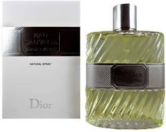 Christian Dior Eau Sauvage By For Men. Eau De Toilette Spray / 200 Ml.