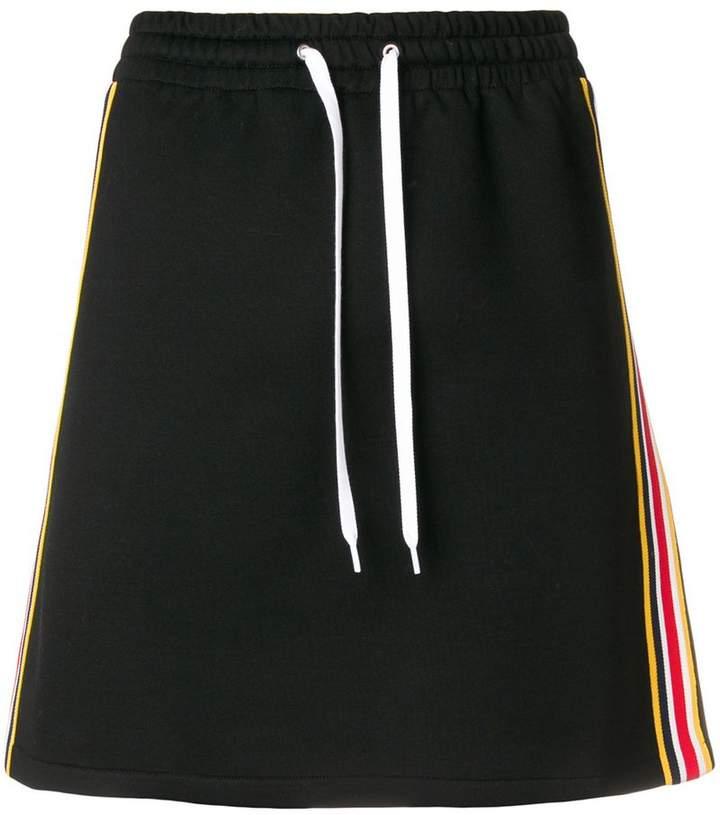 Miu Miu track skirt