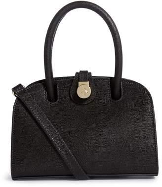 Ladybird Manu Atelier Micro Leather Cross Body Bag