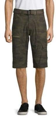 ProjekRaw Camo Shorts