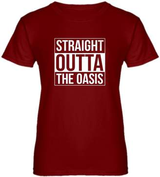 Oasis Indica Plateau Womens Straight Outta the T-Shirt