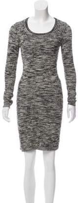 Etoile Isabel Marant Brush Stroke Mini Dress