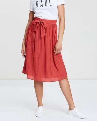 Vero Moda Nanny Calf Skirt