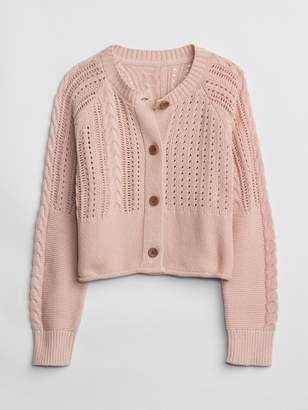 b14c79220 Gap Pink Girls  Sweaters - ShopStyle