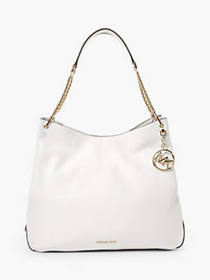 Michael Kors MICHAEL Lillie Large Leather Shoulder Bag