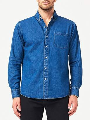 DL1961 Hudson & Perry Slim Shirt Midwash