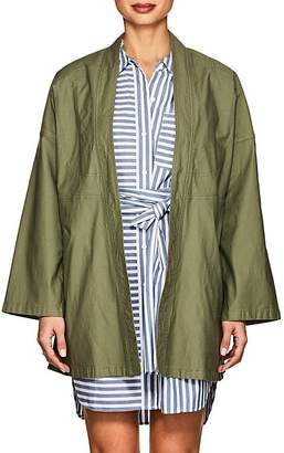 VIS A VIS Women's Cotton Robe Jacket