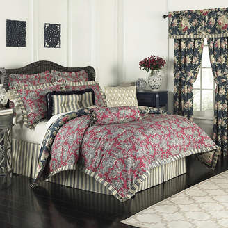 Waverly Sanctuary Rose 4-pc. Comforter Set