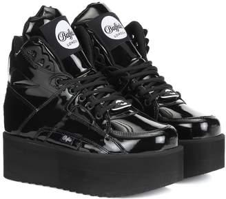 Junya Watanabe x Buffalo London leather sneakers