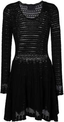 Philipp Plein Simona knitted dress