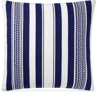 "Lauren Ralph Lauren Nora Serape Stripe 20"" Square Decorative Pillow Bedding"