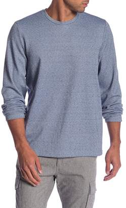 Vince Double Knit Crew Neck Pullover
