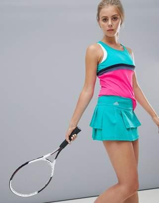 adidas Tennis Skirt In Mint