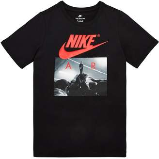 Nike OLDER BOYS NSW AIR HUDDLE TEE