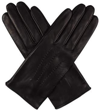 Agnelle Julie Gloves in Black