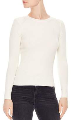 Sandro Temps Ribbed Sweater