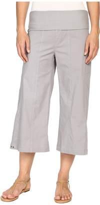 XCVI Indria Wide Leg Crop Women's Casual Pants