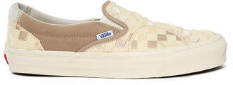Vans Vault By Classic Slip-On Bricolage LX Sneaker