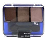 Cover Girl Eye Enhancers 3 Kit Eye Shadow, Shimmering Sands 110