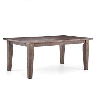 west elm Expandable Farmhouse Dining Table - Sundried Wheat