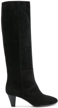 Via Roma 15 panelled boots