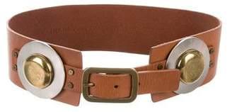 Diane von Furstenberg Embellished Waist Belt