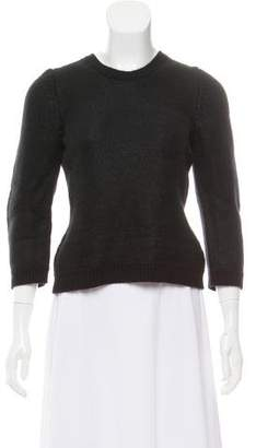 Calvin Klein Collection Cashmere Knit Sweater