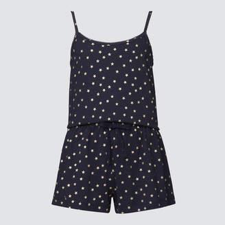 Foil Star Onesie Pyjama