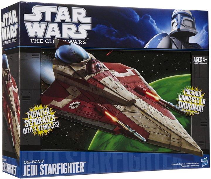 Star Wars Hasbro The Obi-Wans Jedi Starfighter