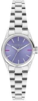Furla Eva Stainless Steel Bracelet Watch
