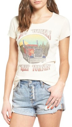Women's Bp. Keep On Truckin Graphic Tee $29 thestylecure.com