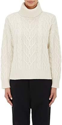 Nili Lotan Women's Gigi Turtleneck Sweater $1,085 thestylecure.com