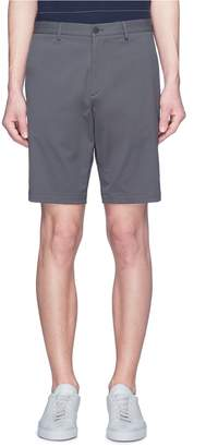 Theory 'Zaine' stretch nylon shorts