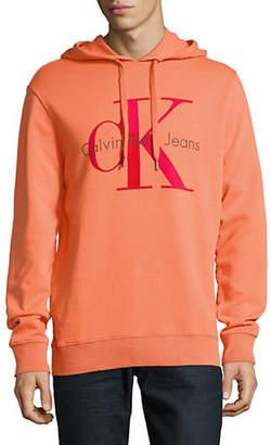 Calvin Klein Jeans Pop Colour Logo Hoodie