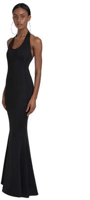 Black Halo Naples Gown