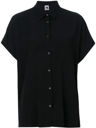 M Missoni short-sleeve fitted shirt