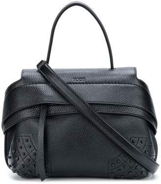Tod's Wave medium tote