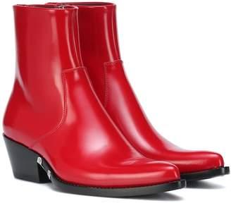 Calvin Klein Tiesa ankle boots