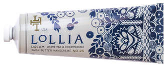 Lollia Dream Shea Butter Hand Creme, 4 oz.