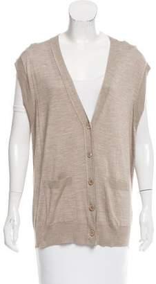 Chloé Silk Knit Vest