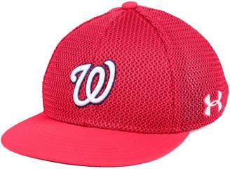 Under Armour Boys' Washington Nationals Twist Cap