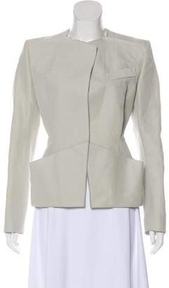 Roland Mouret Long Sleeve Fitted Jacket
