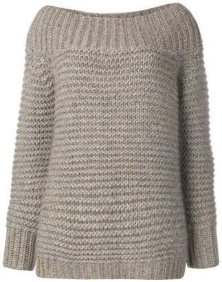 Fabiana Filippi off-shoulder sweater